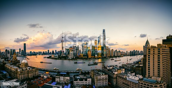 Asia, Building Exterior, China - East Asia, City, Cityscape