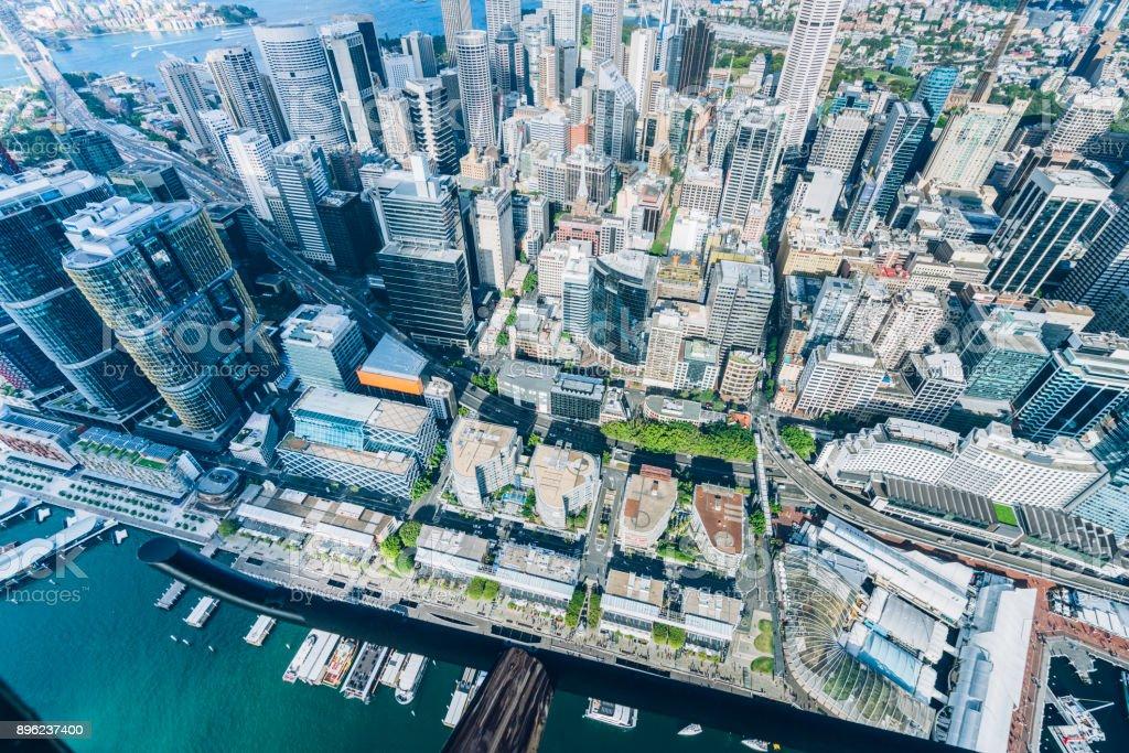 Luftaufnahme von Sydney – Foto