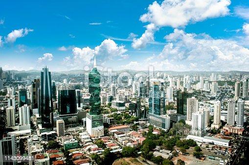 Sunny day in Panama City