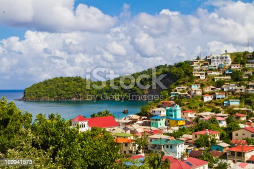 Canaries is a quaint fishing village nestled on the beautiful and scenic winding West Coast Road, built after the 1960s, before the construction of which, the village was accessible only by sea. Its colorful houses overlook a quiet bay.