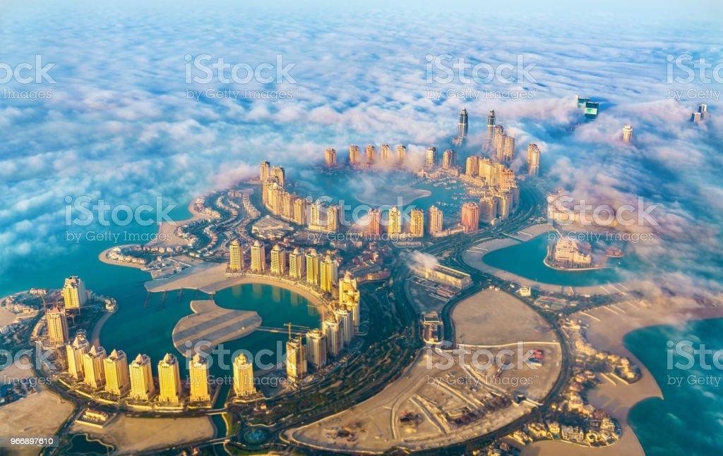 Resultado de imagen para la perla de qatar
