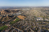 istock Aerial view of Thousand Oaks California 1329396649