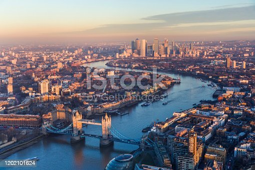 London - England, England, Europe, UK, Urban Skyline