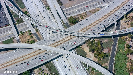 94502198istockphoto Aerial view of traffic on highway 1094831848
