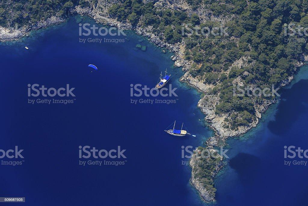 Vue aérienne - Photo