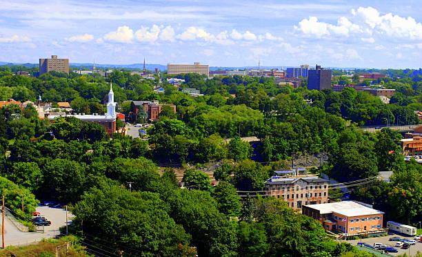 Aerial View Poughkeepsie NY – Foto