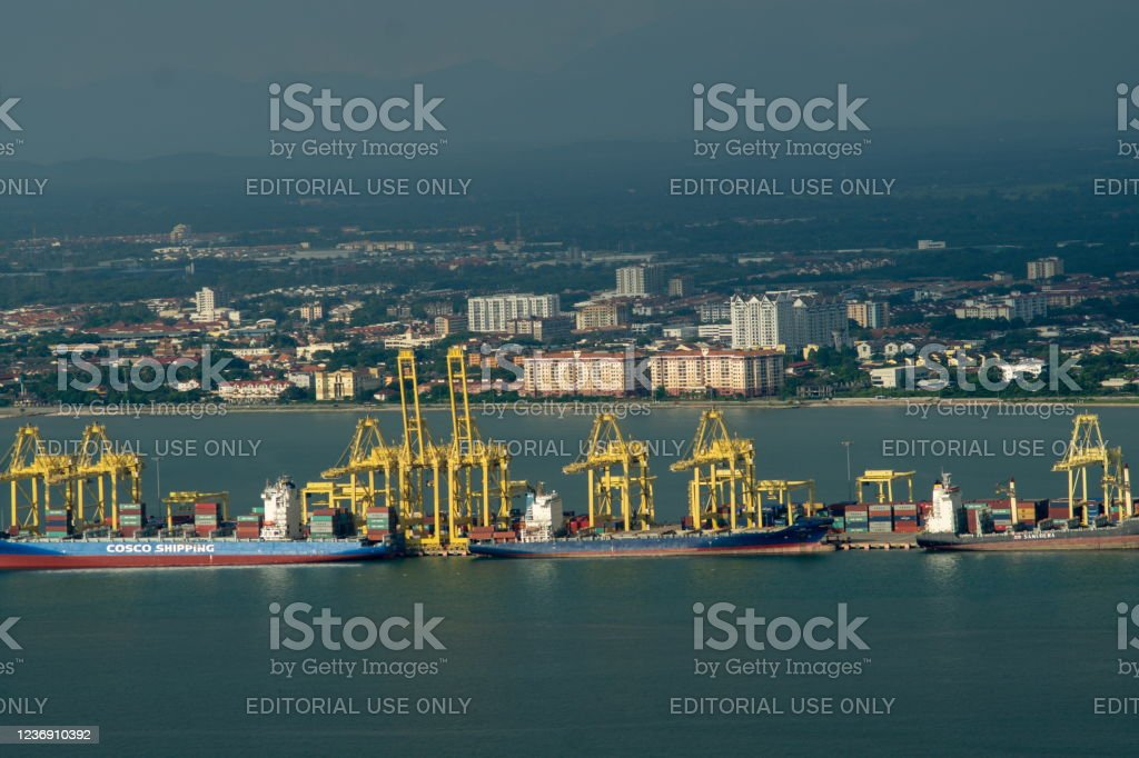 Butterworth Penang September 8th 2018 Special Stock Photo