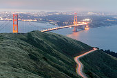 Marin Headlands, California, USA.
