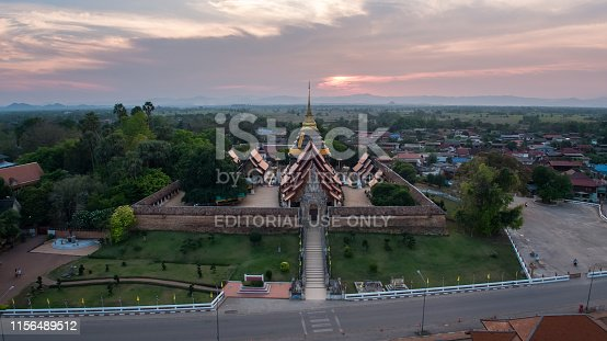 Wat Phra That Lampang Luang, Asia, Gold, Lampang Province, Monument Save