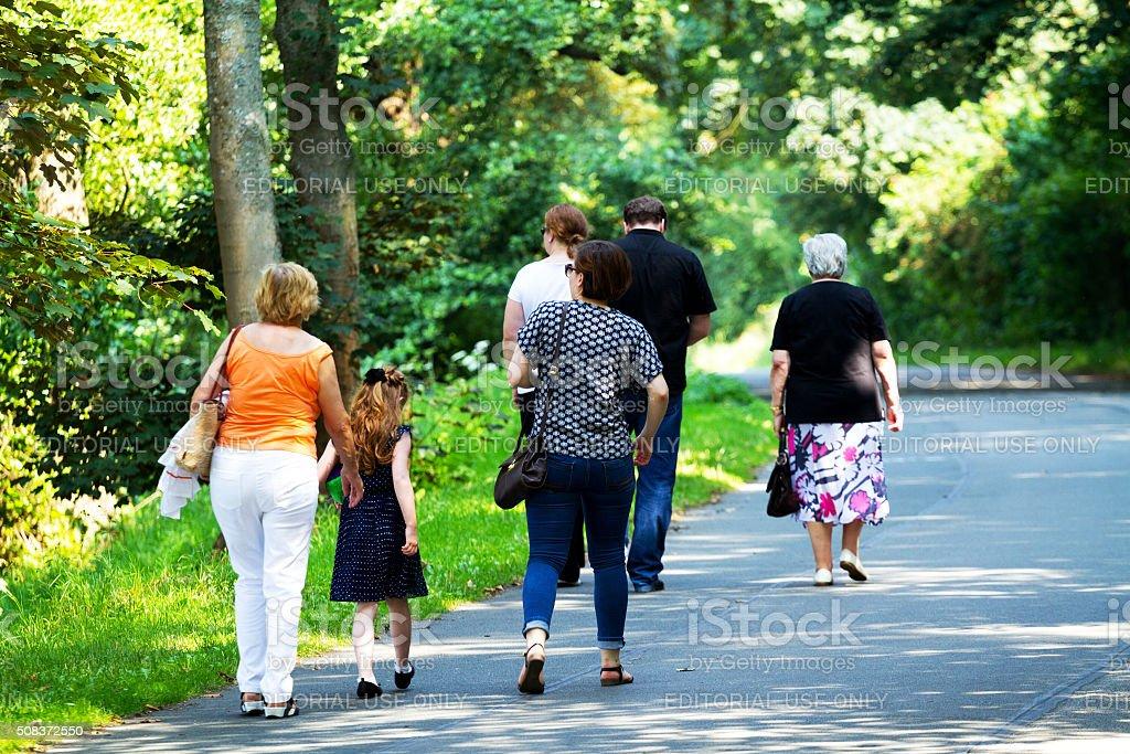 Am See Baldeneysee Aering Familie – Foto