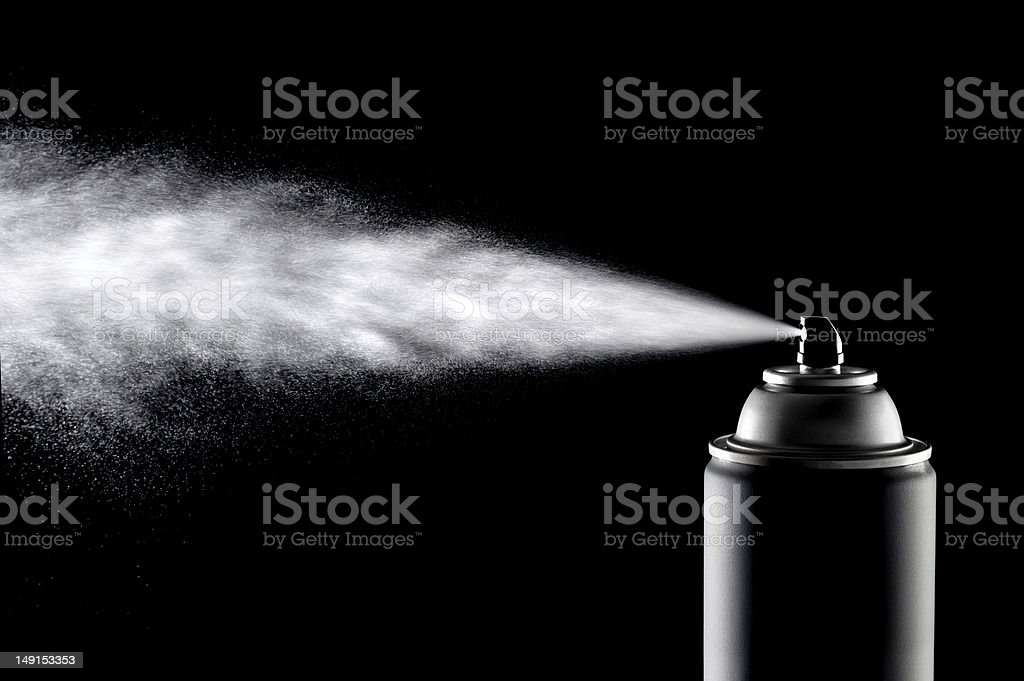 Aerolsol bombe de peinture - Photo