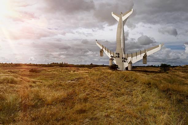 Flugzeug monoment – Foto