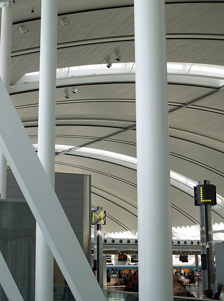Aeroport stock photo
