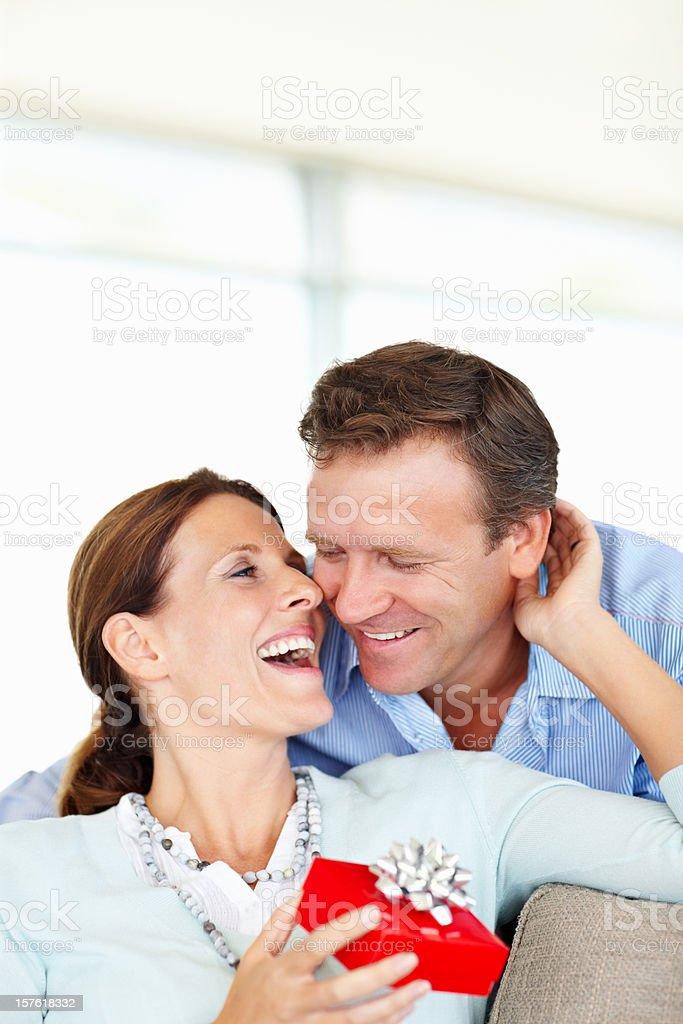 Photo Libre De Droit De Affectueux Couple Dâge Mûr Avec