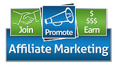 istock Affiliate Marketing Green Blue Squares 479186466