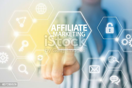 Affiliate marketing, affiliate program, business strategy, advertising, consumerism.