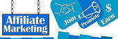 istock Affiliate Marketing Signboard Horizontal 476863680