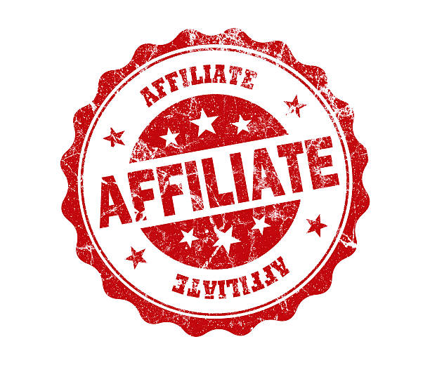 affiliate stamp affiliate stamp on white background affiliate stock pictures, royalty-free photos & images