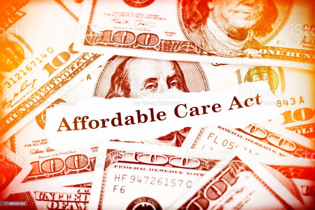 Ley De Cuidado Asequible Foto de stock y más banco de imágenes de  Asistencia sanitaria y medicina - iStock
