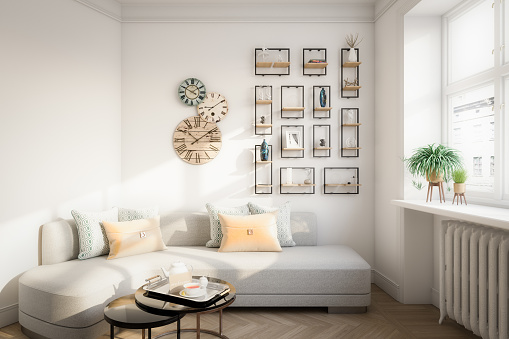 istock Affordable Home Interior 1163144448