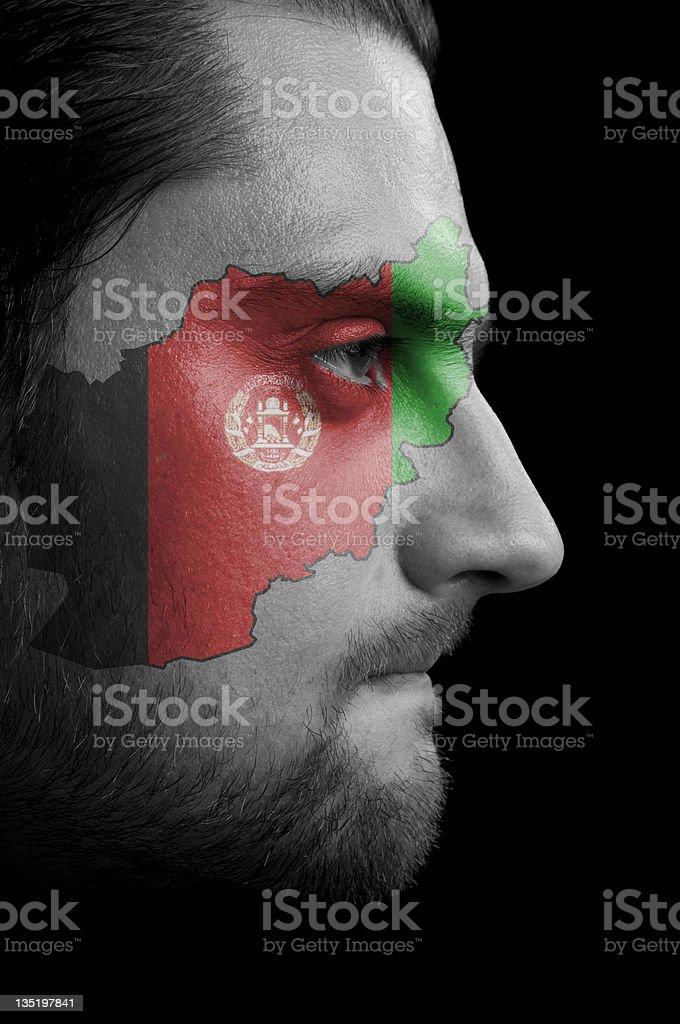 Afghan Men stock photo