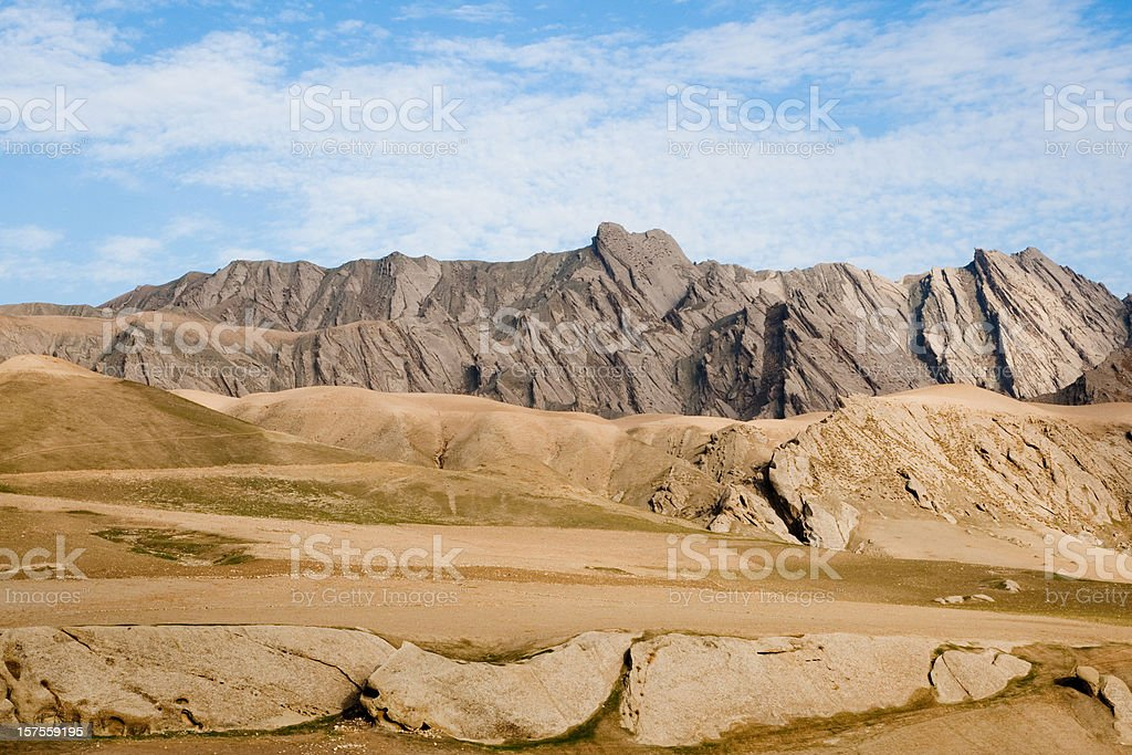 Afghanistan Landscape stock photo