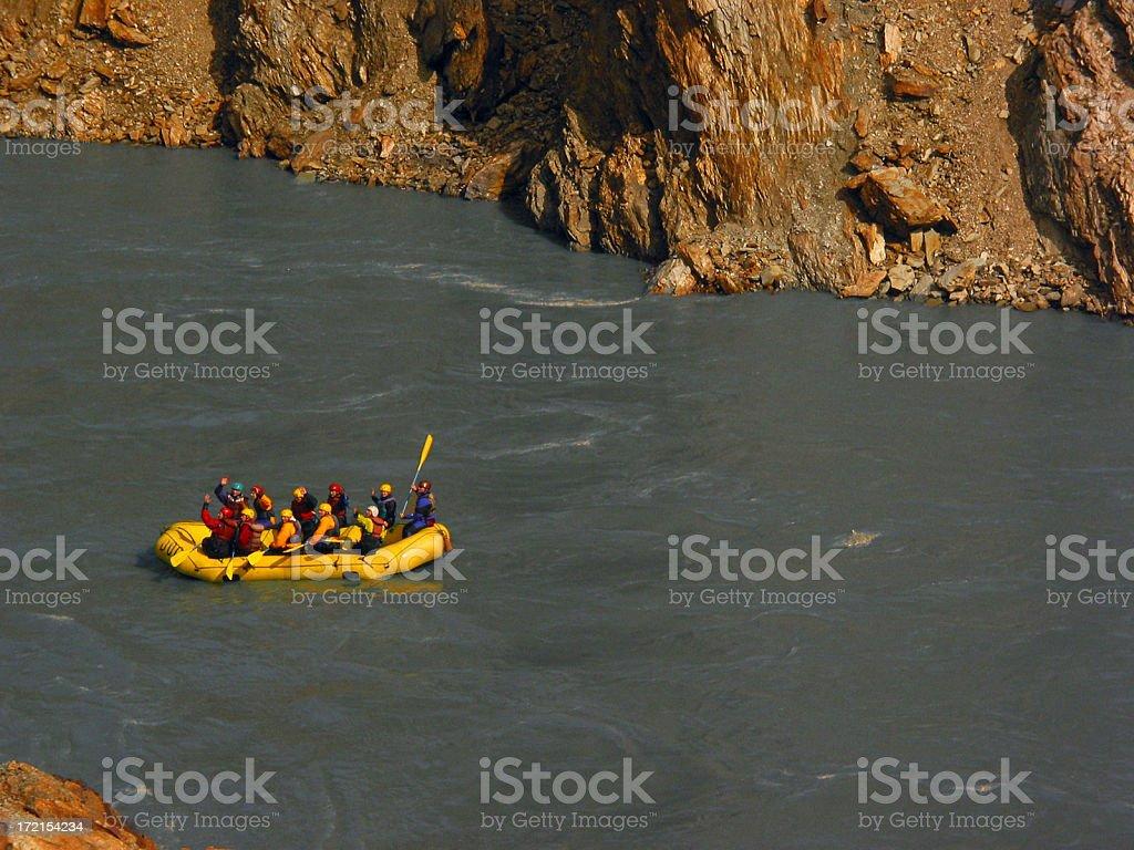 afloat royalty-free stock photo
