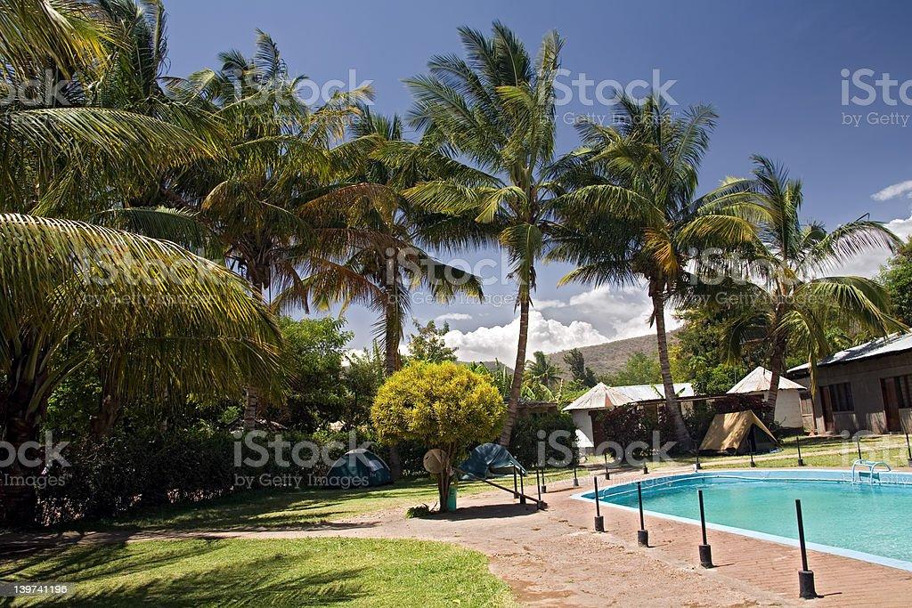 africa landscape 002 royalty-free stock photo