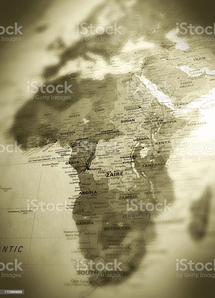 Africa PB stock photo