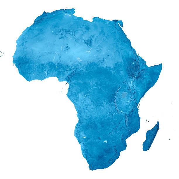 Royalty free africa map pictures images and stock photos istock africa topographic map isolated stock photo publicscrutiny Image collections