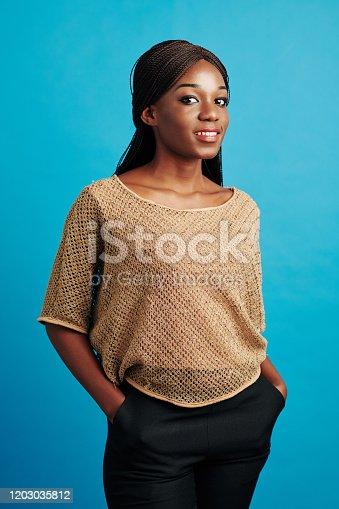 1062933270istockphoto Africam American Woman Portrait 1203035812