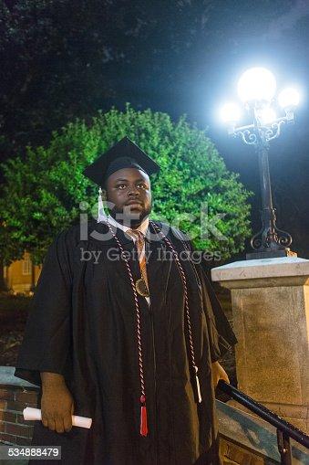 istock African American college graduate 534888479