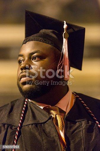 istock African American college graduate 536555263