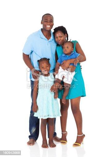 1126155137 istock photo african american family full length portrait 160943668