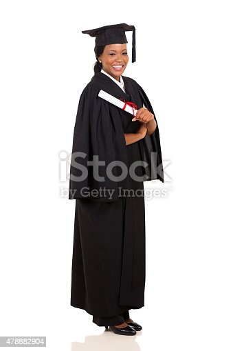 istock african american female graduate full length 478882904
