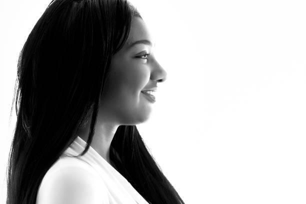 African American Female stock photo