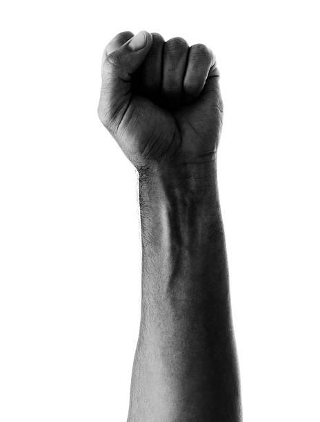african american fist - black power 個照片及圖片檔