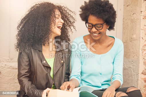 istock African american friends studying 543836914