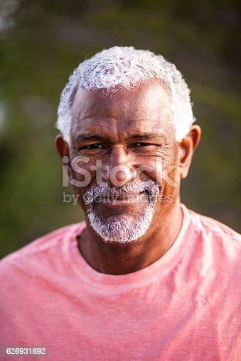 istock African American Man Outdoor Portrait 626931692