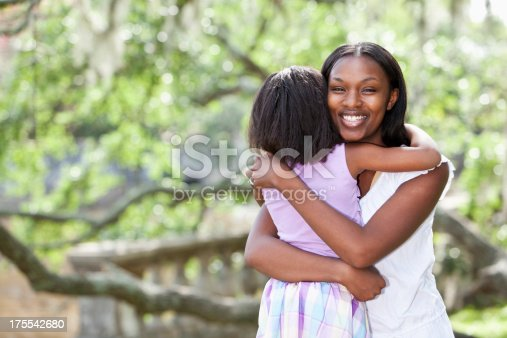 466231012istockphoto African American mother and daughter 175542680