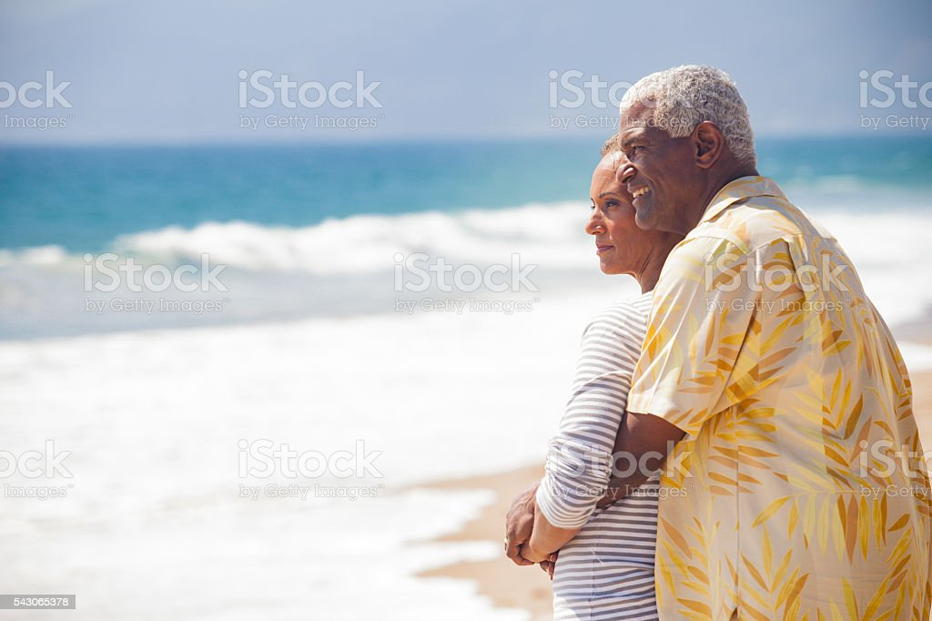African-american seniors dating
