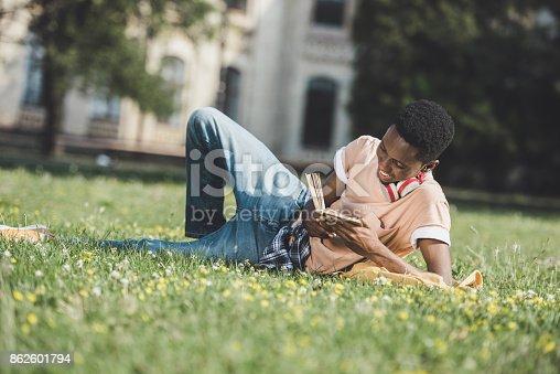 862602714istockphoto african american student 862601794