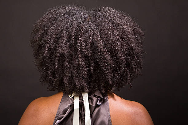 African American Woman stock photo