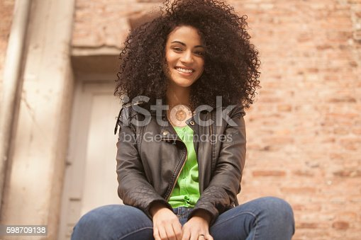 istock African american young woman smiling 598709138