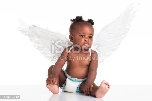 istock African angel 160613115