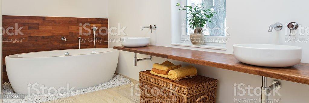 Afro-banheiro - foto de acervo