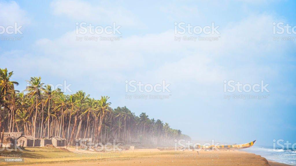 African praia. - foto de acervo
