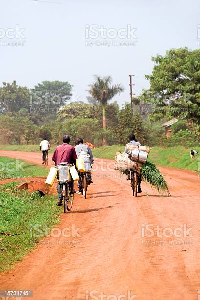 African bicycles