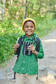 istock African boy with binoculars 1263547487