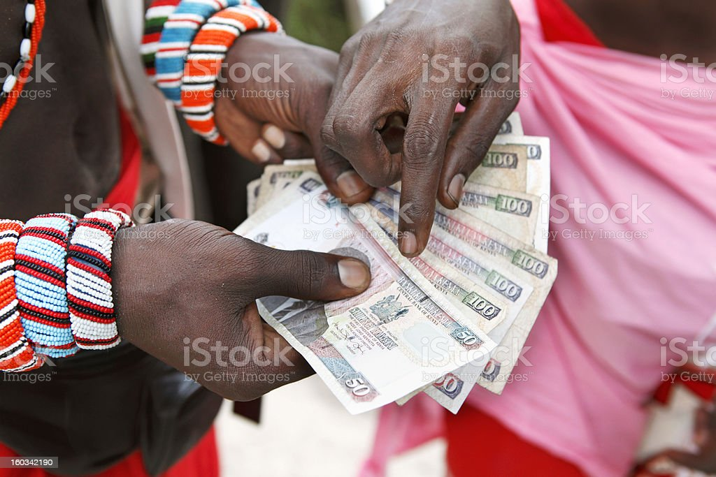 African business stock photo